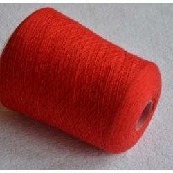 Manifatture Associate Ponte Felcino (Италия) Пряжа на бобинах Cashmere материал кашемир цвет красный