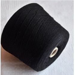 Filati Power Пряжа на бобинах Athena материал кашемир цвет черный