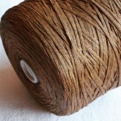 Fashion Mill Пряжа на бобинах Gusto материал вискоза цвет ореховый
