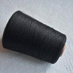 Lanerossi Пряжа на бобинах Folco материал меринос+акрил  цвет черный