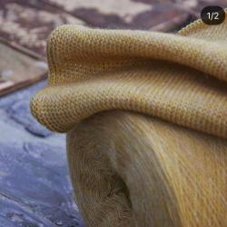 Igea Пряжа на бобинах Merino 2/30 материал меринос цвет сухая горчица