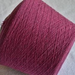 New Mill Пряжа на бобинах Mabot материал меринос цвет  малиновый