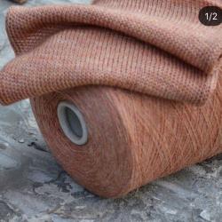 Igea Пряжа на бобинах Merino 2/30 материал меринос цвет античная латунь