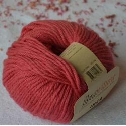 Fibranatura Моточная пряжа Inca материал меринос цвет  ягода 43001