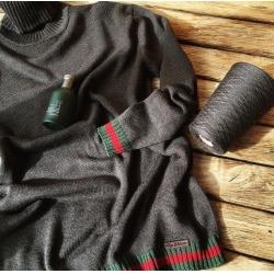 МК Мужской свитер водолозка
