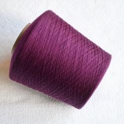 Lana Gatto  Пряжа на бобинах Harmony материал меринос цвет розовая слива
