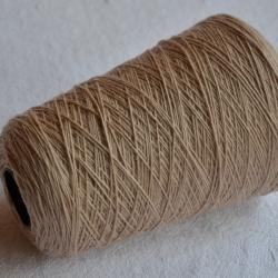 Pecci Filati Пряжа на бобинах Granito материал меринос цвет песок