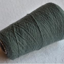 Pecci Filati Пряжа на бобинах Granito материал меринос цвет серо- полынный