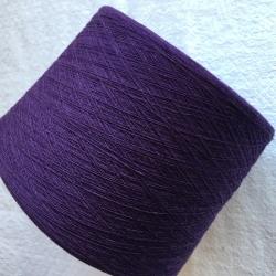 Millefili Пряжа на бобинах Nuvola материал смесовка цвет  лиловый
