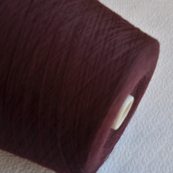 Lana Gatto Пряжа на бобинах Woollight 2/28 материал меринос цвет бордо