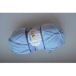Nako Моточная пряжа Denim материал  смесовка цвет голубой 6952