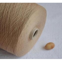 New Mill Пряжа на бобинах Basic материал меринос, кашемир, вискоза цвет пекан