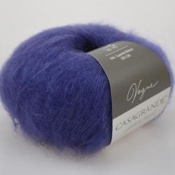 Casagrande Моточная пряжа Vogue материал суперкидмохер, шелк цвет восточная ночь 022