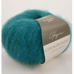 Casagrande Моточная пряжа Vogue материал суперкидмохер, шелк цвет лазурный 014