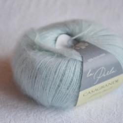Casagrande Моточная пряжа La Perla материал альпака, шелк цвет мята