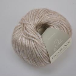 Casagrande Моточная пряжа Elba материал альпака цвет 00069-82615 Perla crema