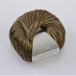 Casagrande Моточная пряжа Elba материал альпака цвет 00069-97617 Bronzo