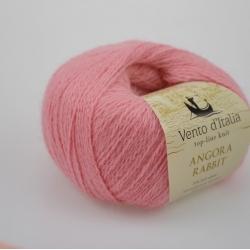 Vento d'Italia Моточная пряжа Angora 70 Rabbit материал ангора цвет розовый 04