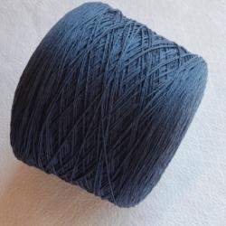 Lana Gatto Пряжа на бобинах Cordonetto материал меринос цвет синяя сталь
