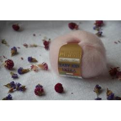 Filatura Di Crosa Моточная пряжа Baby Kid Extra материал кид мохер цвет нежно-розовый 344