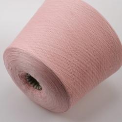 Lana Gatto  Пряжа на бобинах Harmony материал меринос цвет розовая пудра