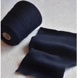 Lanecardate  Пряжа на бобинах Vintage материал меринос  синий
