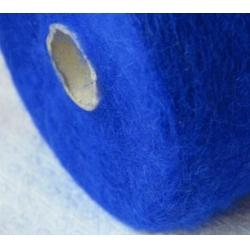 Lanificio dell OlivoПряжа на бобинах Rouge материал кид мохер цвет ярко-синий