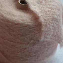 Filpucci Пряжа на бобинах Alabai материал кидмохер цвет  пудра