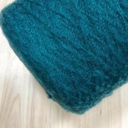 Safil Пряжа на бобинах Lucca материал альпака+меринос цвет изумрудный петроль