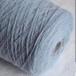Filitaly-lab Пряжа на бобинах Puno материал бэби альпака цвет голубой