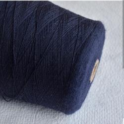 Inca Tops Пряжа на бобинах Suri Yak материал як сури цвет парижская ночь