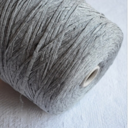 Fashion Mill Пряжа на бобинах Gusto материал вискоза цвет серый