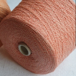 New Mill Пряжа на бобинах Gamma Mouline материал меринос+кашемир цвет арбуз