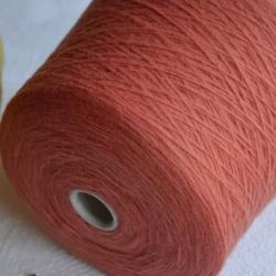 New Mill Пряжа на бобинах Ultra материал меринос+па цвет хурьма