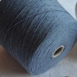 New Mill Пряжа на бобинах Ultra материал меринос+па цвет джинс