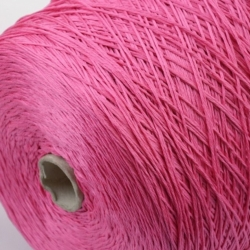 Италия Пряжа на бобинах Emilcotoni  материал хлопок цвет глициния