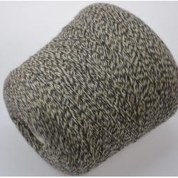 Texwell Пряжа на бобинах Basento Jasper материал меринос цвет ореховый с серым