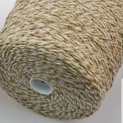 Biagioli Modesto Пряжа на бобинах Nordico материал кашемир цвет печенье мулине