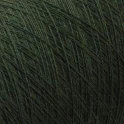 Manifatture Sesia Пряжа на бобинах Twin материал меринос цвет хвоя