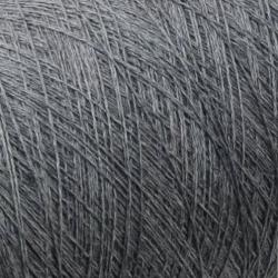Manifatture Sesia Пряжа на бобинах Twin материал меринос цвет серый туман