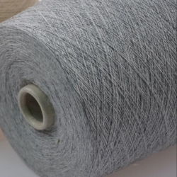 Millefili Пряжа на бобинах Nuvola материал смесовка цвет  светло-серый