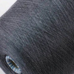 Zegna Baruffa   Пряжа на бобинах Nanchino  материал меринос+шелк  цвет стали
