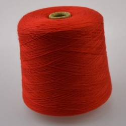 Miroglio Пряжа на бобинах Class материал меринос цвет  красный