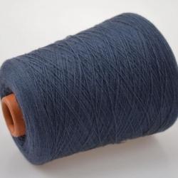 Loro Piana Пряжа на бобинах Cashmere материал кашемир  цвет сизый в голубой