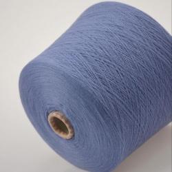 Loro Piana Пряжа на бобинах Denver материал кашемир  цвет голубая лаванда