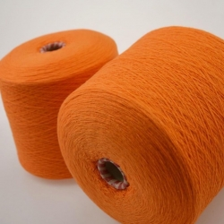 Lanerossi Пряжа на бобинах  Eyre материал меринос цвет оранжевый