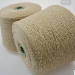 Lanerossi Пряжа на бобинах  Eyre материал меринос цвет натуральный лен меланж