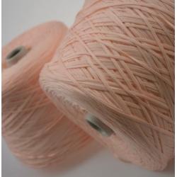 Италия Пряжа на бобинах Filcompany Rosalba материал хлопок цвет абрикос