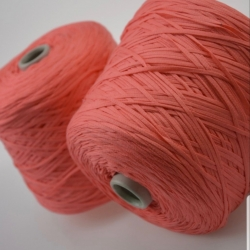 Италия Пряжа на бобинах Filcompany Rosalba материал хлопок цвет коралл