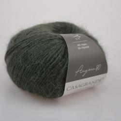 Casagrande Моточная пряжа Angora 80 материал ангора цвет эвкалипт 019